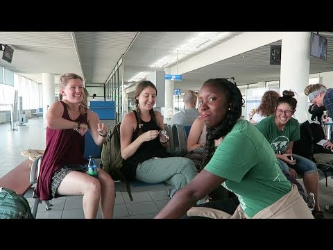 Travel Day: DANCING OUR WAY TO ZIMBABWE!
