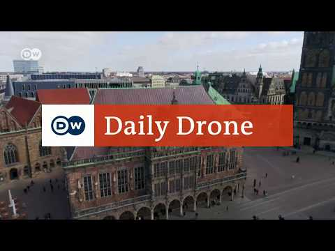 #DailyDrone: Northern Germany | DW English