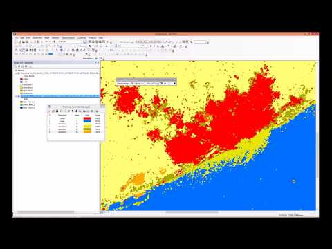 Sentinel-1 InSAR Coherence and Backscatter for Urban Area classification of Mogadishu