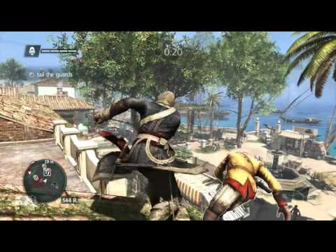 Old-S02 The Spanish Main - Assassin's Creed IV Black Flag - Any% Segmented Speedrun