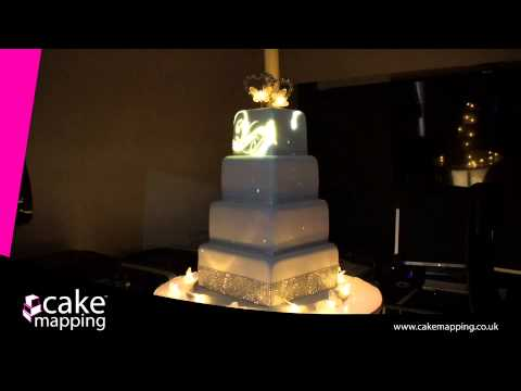 Cake Mapping UK in Wedding - September 2015