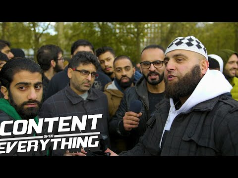 Imamah, Ibadah, Arba'een and Bid'ah. Abdul Hamid (Sunni) Vs The Shia Blade Runner | Speakers Corner