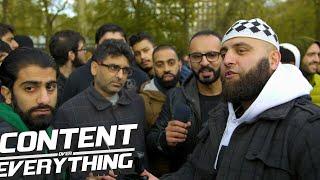 Imamah, Ibadah, Arba'een and Bid'ah. Abdul Hamid (Sunni) Vs The Shia Blade Runner | Speakers Corner