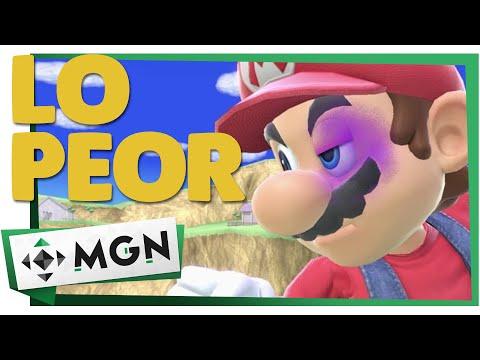 5 Peores Cosas de Super Smash Bros. Ultimate | MGN thumbnail