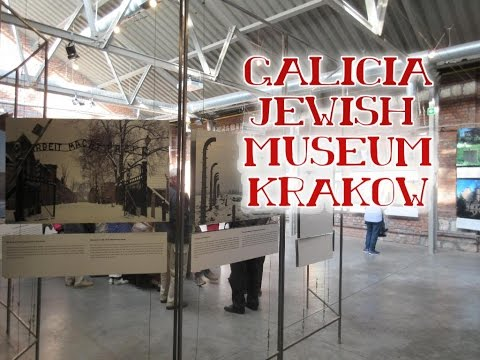 GALICIA JEWISH MUSEUM KRAKOW - HD ( Żydowskie Muzeum Galicja)