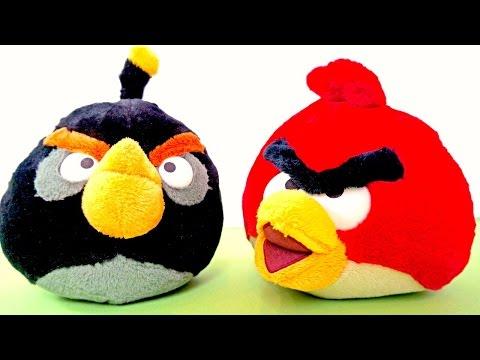 Игры Энгри Бердз - Злые Птицы играть онлайн бесплатно в
