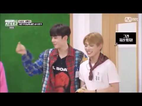 Codename Is ATEEZ - Clip: Girl Introduces Her Boyfriend To Her Parents