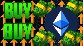 BUY ETHEREUM (ETH) IN (2018) WHILE ITS NOT TOO LATE... IS IT WORTH INVESTING?
