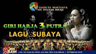 Gambar cover Giri Harja 3 Putra-Subaya