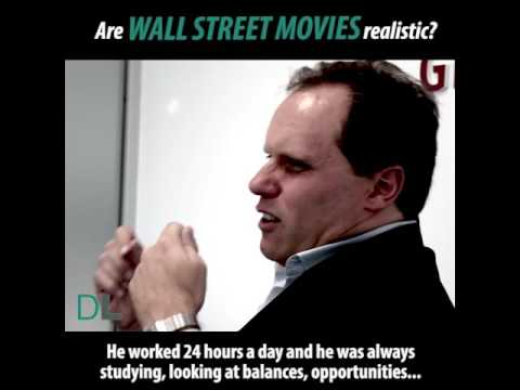Daniel Lacalle | Are Wall Street movies realistic?
