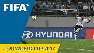 Philipp Ochs (GER) - Zambia v Germany (1st Goal)