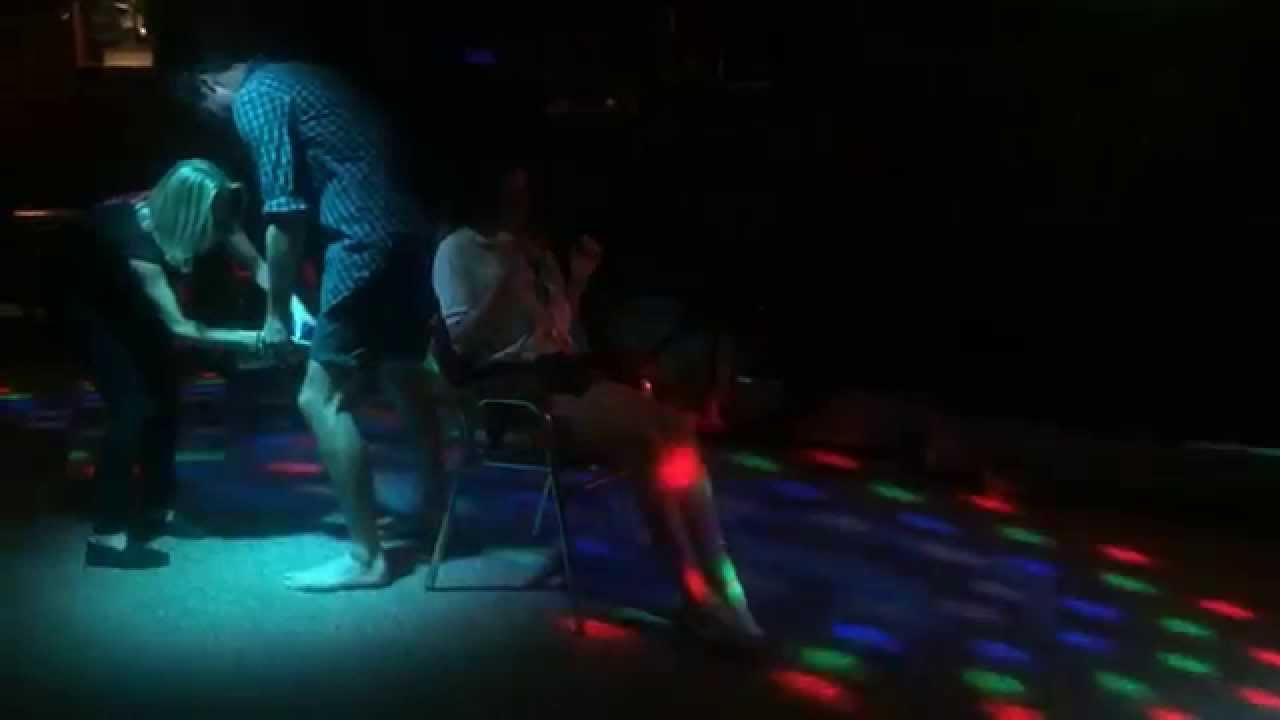 Magic boys show with vip table