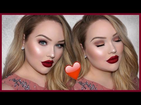 CLASSIC Matte Valentine's Day Makeup Tutorial