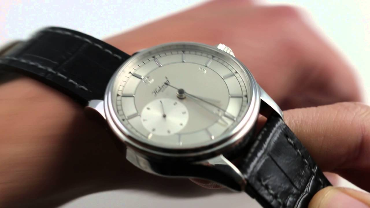 Habring Foudroyante Luxury Watch Review - YouTube