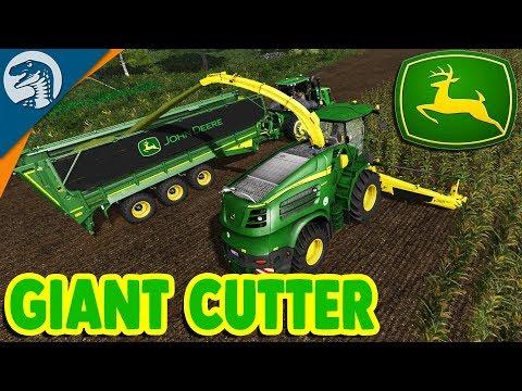 EPIC John Deere Chaff MEGA Haul | Farming Simulator 17 Multiplayer Gameplay
