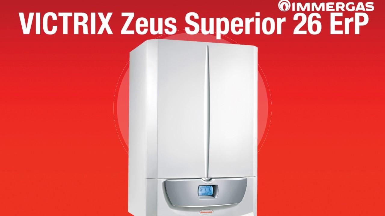 Victrix Zeus Superior 26 2 Erp Youtube