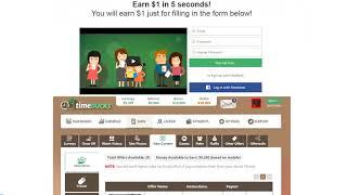 Заработать кликами BITCOINCLIX  | Заработок клики по рекламе