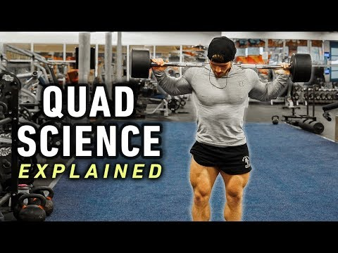 The Most Scientific Way to Train QUADS | Quad Training Science Explained