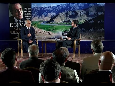 SPECIAL INTERVIEW: Khalilzad Discusses Afghanistan Post-Bonn Conference
