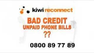 Kiwi Reconnect - Prepaid Home Phone Service