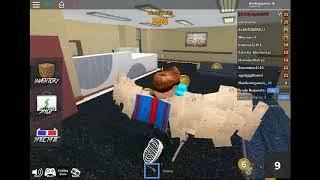 KILLING A NOOB GUY IN ROBLOX {FIRST VIDEO ON CHANNEL}