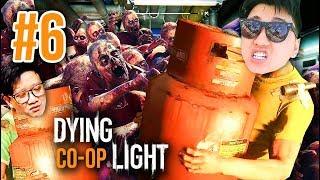 DYING LIGHT ĐỤT #6: NGỘP THỞ CÙNG VŨ, ĐẠT, NGÁO DƯỚI PHÒNG THÍ NGHIỆM TỬ THẦN =)))