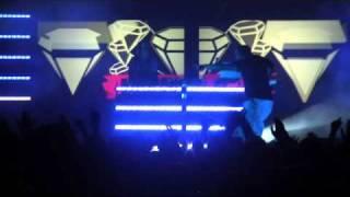 BURAKA SOM SISTEMA TOUR 2009