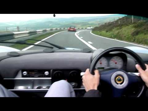 Supercardriver - Snake Pass in 4 mins
