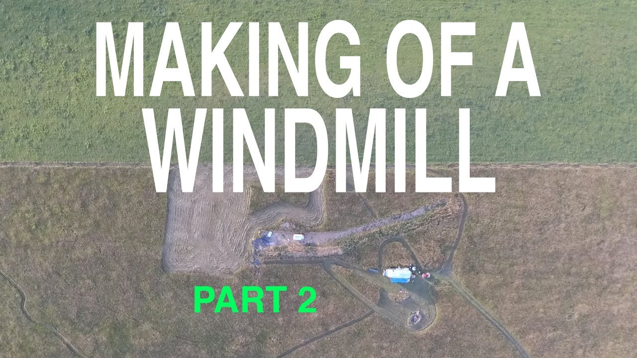 WATER and AIR LINES 4 WINDMILL part 2