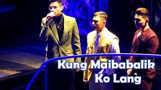 Gambar cover BUDAKHEL - KUNG MAIBABALIK KO LANG /The Songbird & The Songhorse Concert Feb 16, 2019