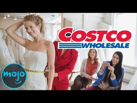 Top 10 Surprising Things You Can Buy At Costco