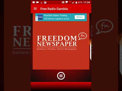 Freedom Radio: Part 2 - Corruption, Nepotism and Tribalism Hits Banjul, Gambia