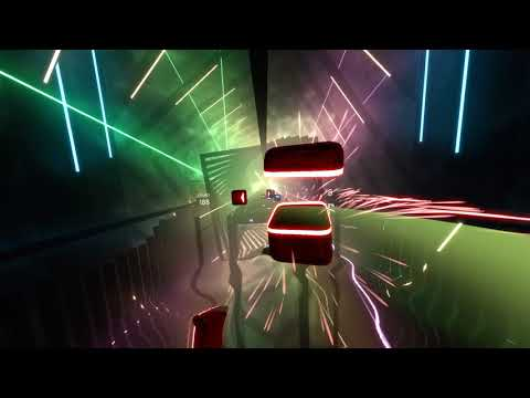 Beat Saber (Custom Song): Rap God by Eminem [Experte+]