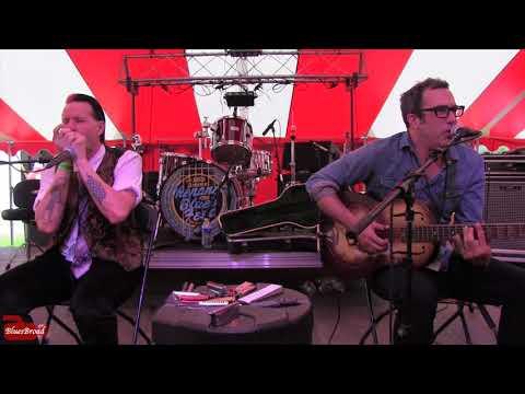 Black Limousine • JASON RICCI & JJ APPLETON • Chenango Blues Festival 8/19/17