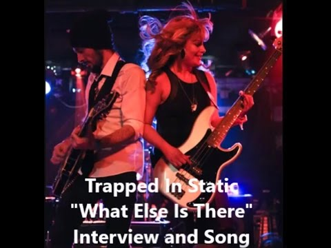 Trapped in Static on World Music Stage Radio Top 10 Countdown