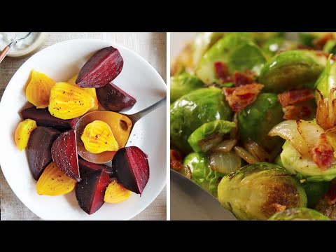 The Veggies You Loved to Hate: Beets and Brussels Sprouts | Trending Tastes