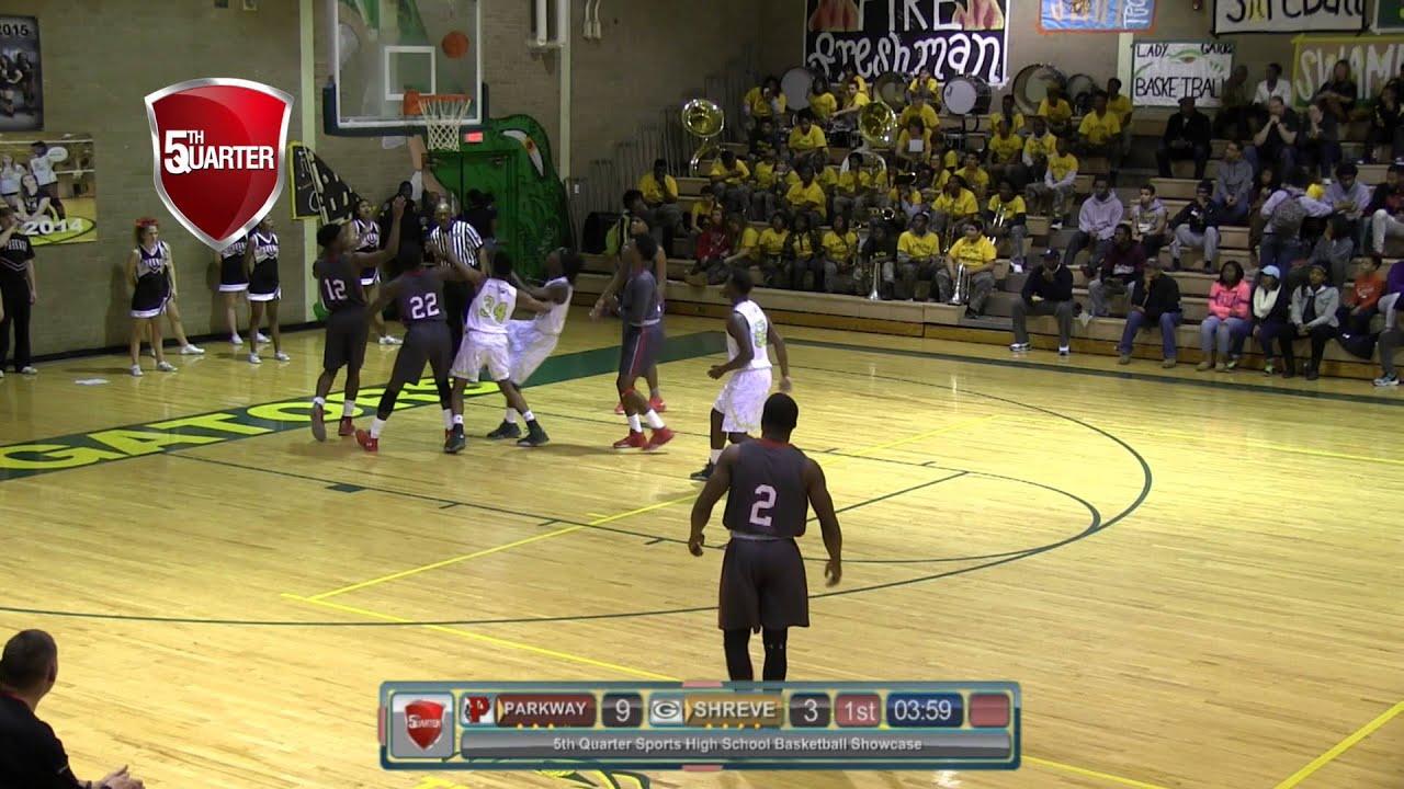 5th Quarter Sports: Parkway vs. Shreve on 1/5/2015 Highlights