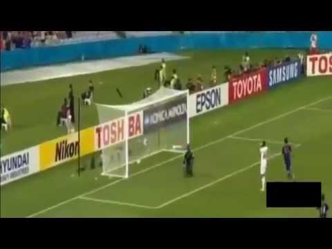 JAPAN VS UAE (1-1) PEN (4-5) AFC ASIAN CUP 2015 QUARTER FINAL