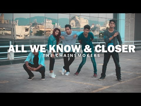 The Chainsmokers - All We Know & Closer...