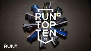 TOP 10 MEN'S RUNNING SHOES FOR 2018