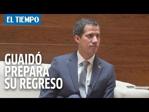 La Gitana - Guaido en una entrevista exclusiva habla de la persecusion...