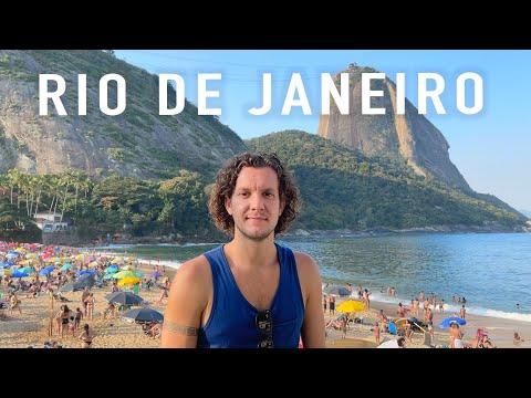 MOST BEAUTIFUL CITY IN THE WORLD! RIO DE JANEIRO