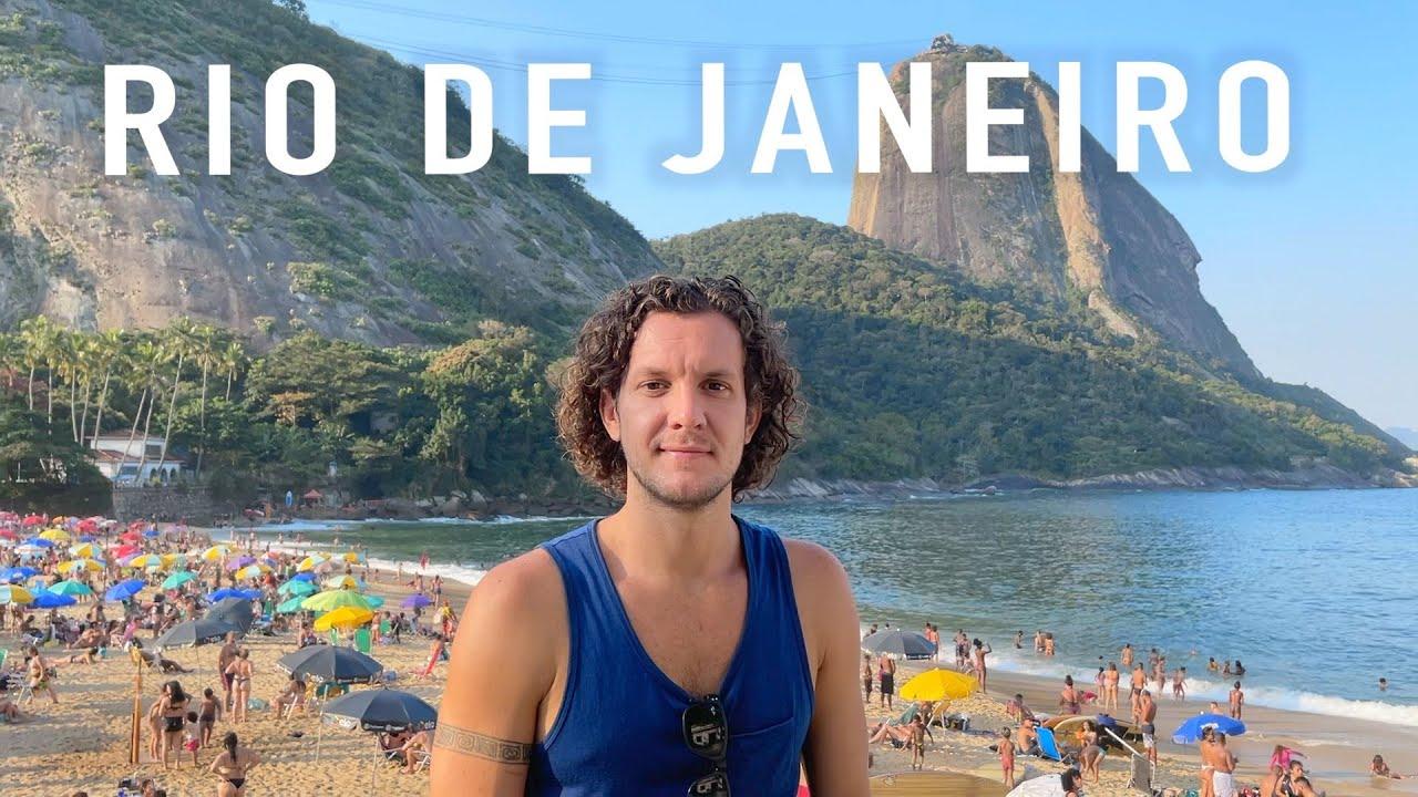 Download MOST BEAUTIFUL CITY IN THE WORLD! RIO DE JANEIRO 🇧🇷 BRAZIL