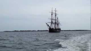 HMS Bounty Tribute