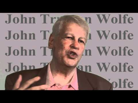 John Truman Wolfe - Interview 1 of 3 - Detective Thriller Fiction
