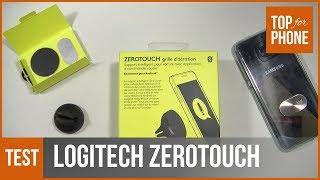 LOGITECH ZEROTOUCH - test par TopForPhone