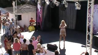 Birgit Langer Schlagerreise 2012 Mallorca mit Klaus Densow Iberostar Hotel Cala Barca Mallorca