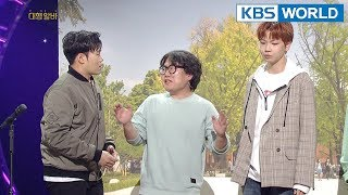 Professional Stand-ins I 대행 알바 [Gag Concert / 2018.04.21]