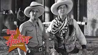 Gene Autry - Ridin' Down the Canyon (from Tumbling Tumbleweeds 1935)