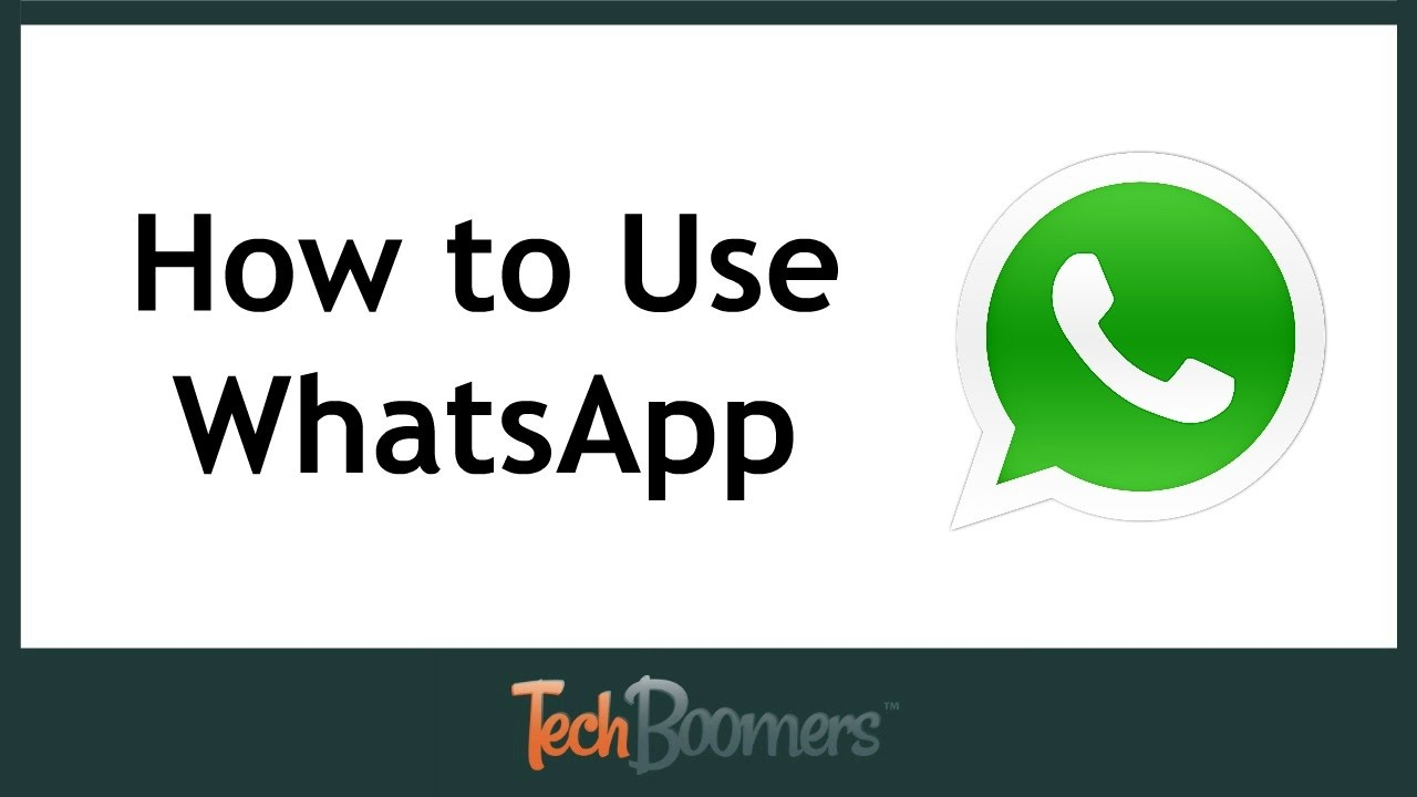 How To Use Whatsapp Youtube
